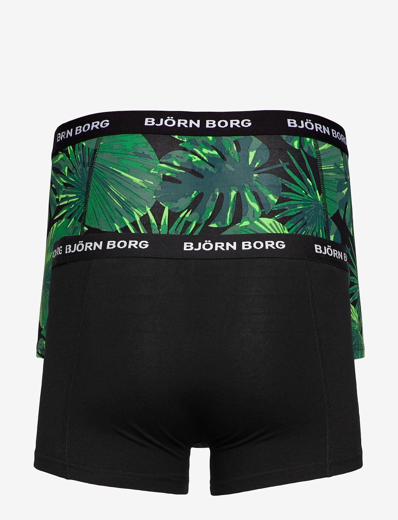 Björn Borg - SHORT SHORTS SCOTT BB LA GARDEN - boxers - black beauty - 1