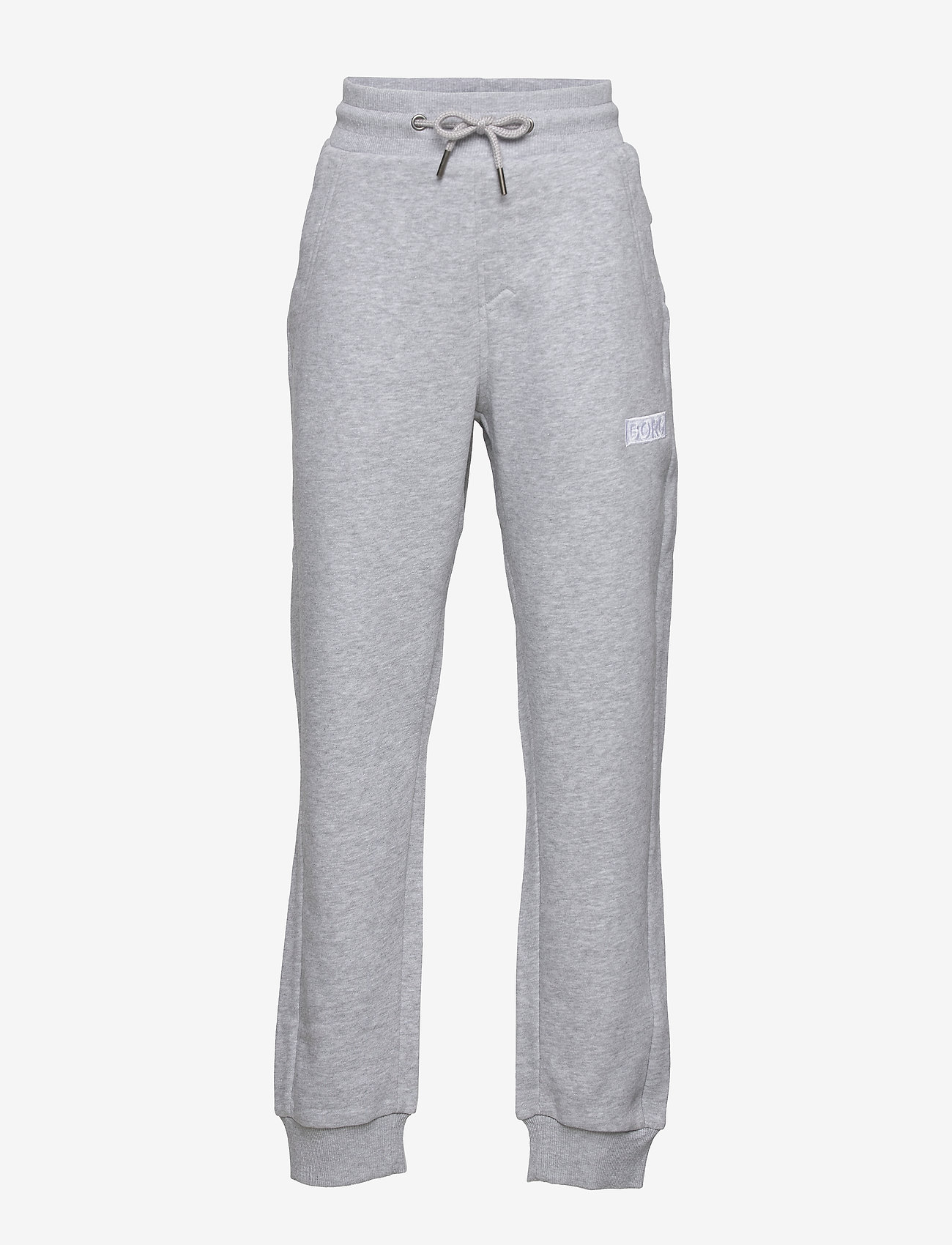 Björn Borg - BORG SPORT PANTS - sweatpants - h108by light grey melange
