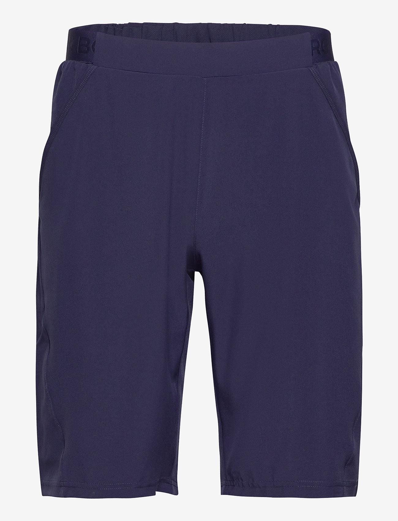 Björn Borg - SHORTS TARIK TARIK - casual shorts - peacoat - 0