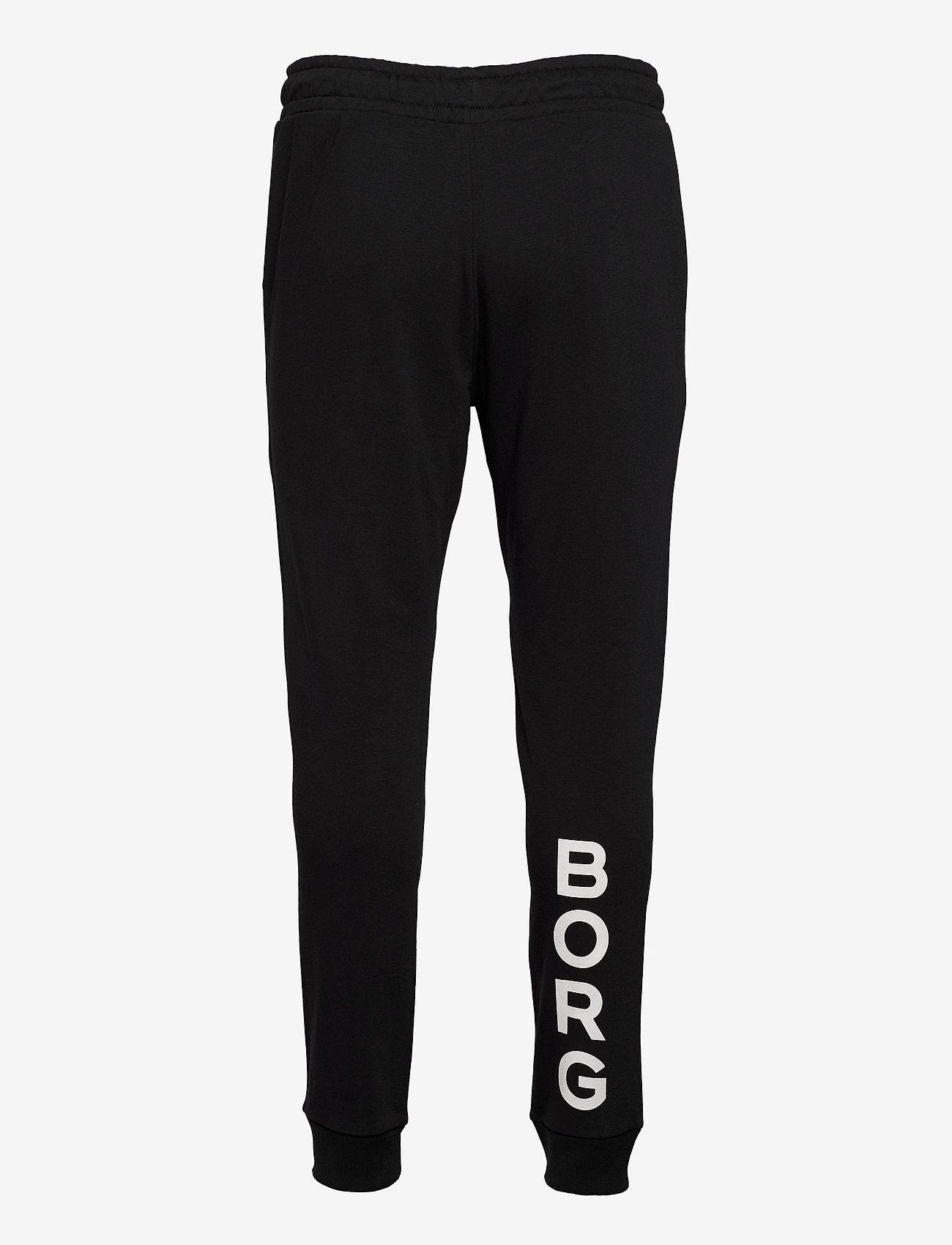 Björn Borg - PANTS SAMUEL SAMUEL - pants - black beauty - 1
