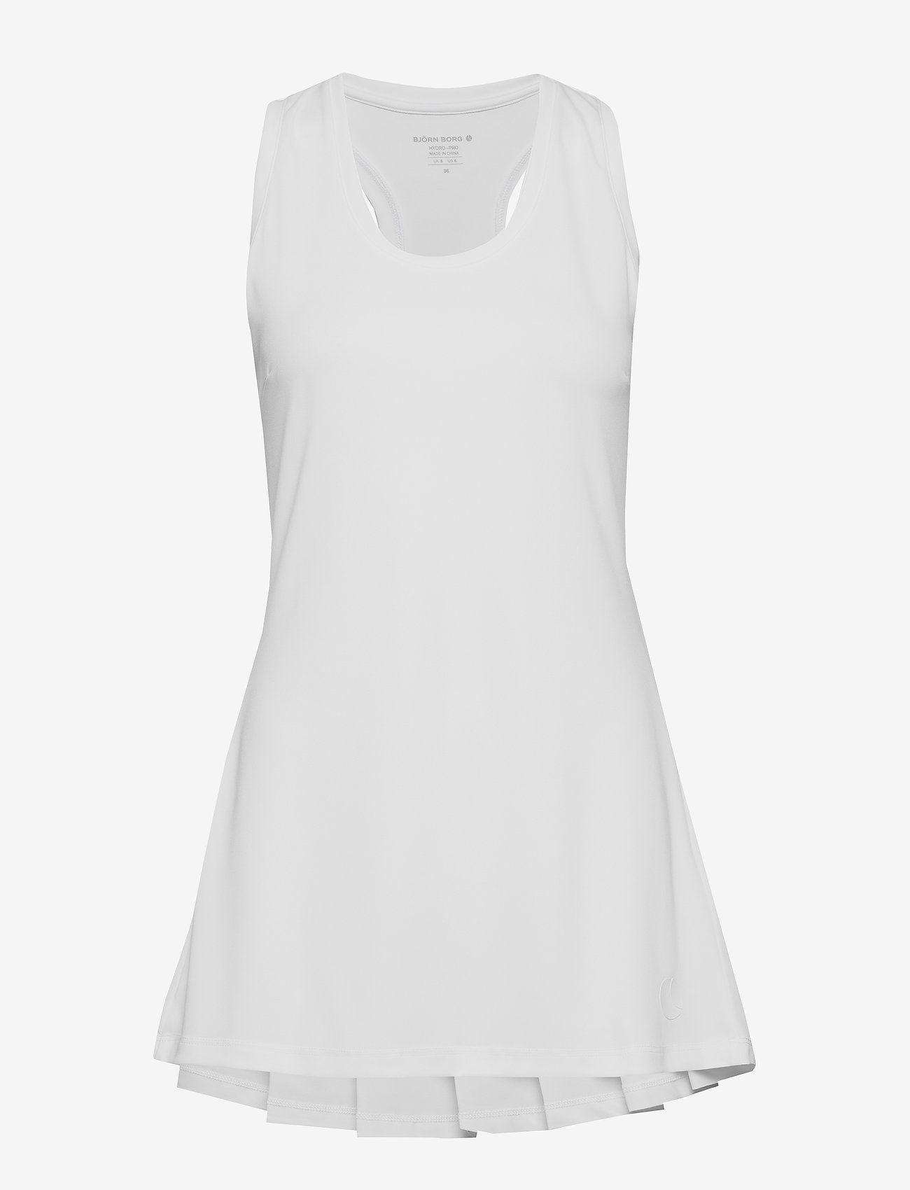 Björn Borg - DRESS TESS TESS - sports dresses - brilliant white - 0