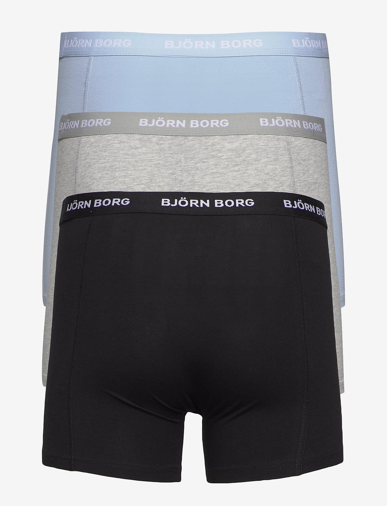 Björn Borg - SHORTS SAMMY SEASONAL SOLID - boxers - placid blue - 1