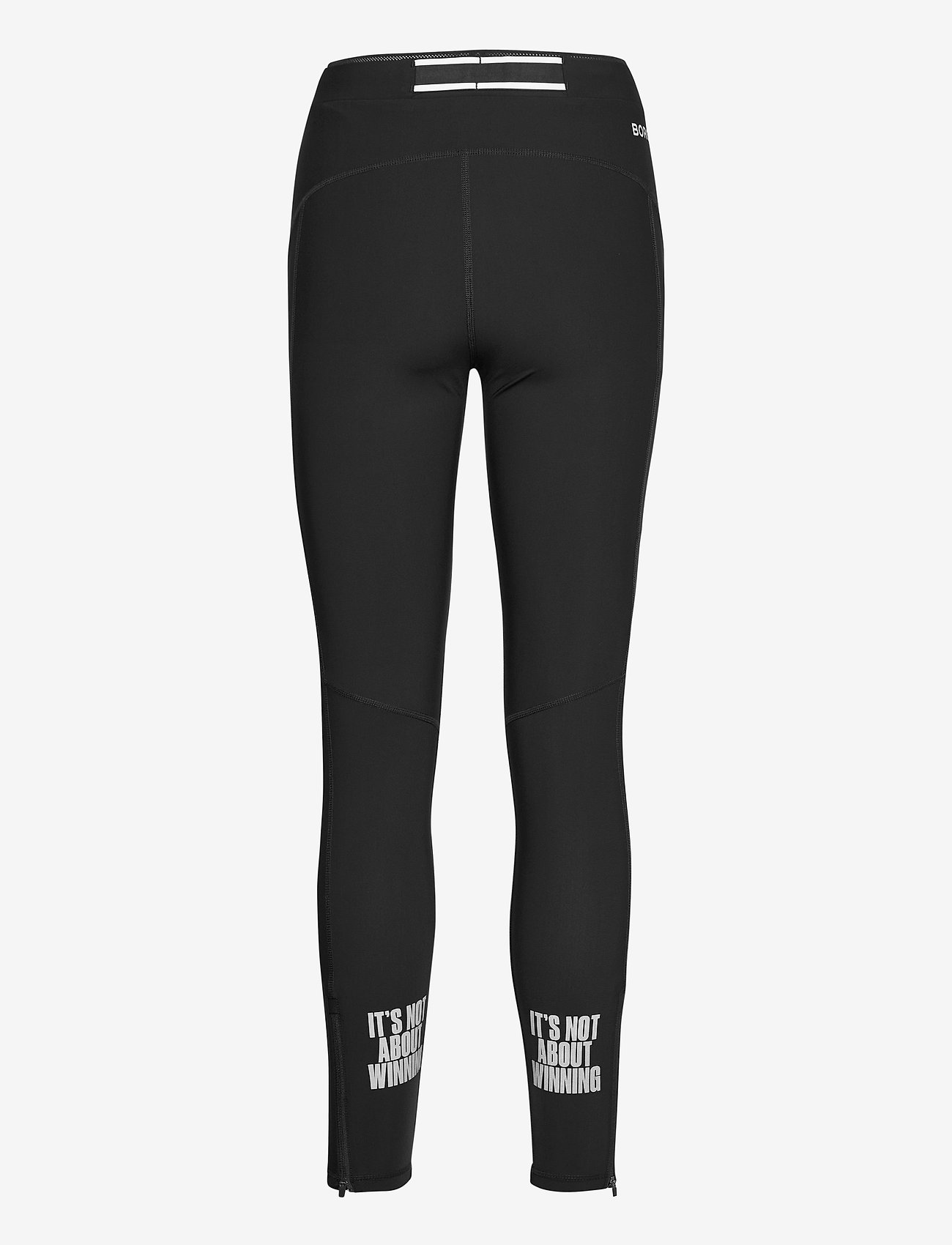 Björn Borg - TIGHTS W NIGHT NIGHT - running & training tights - black beauty - 1
