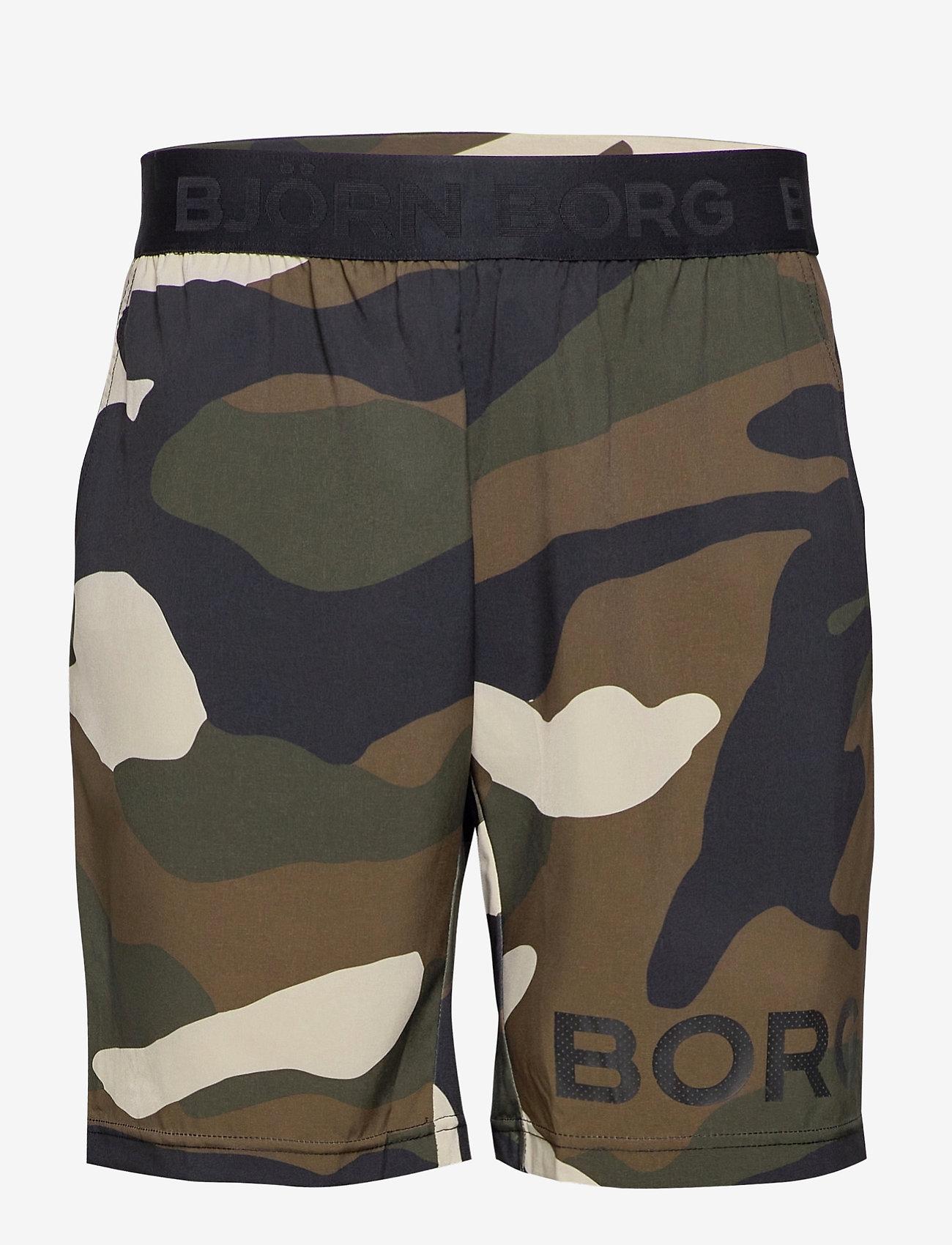 Björn Borg - SHORTS BORG BORG - treenishortsit - peace - 0
