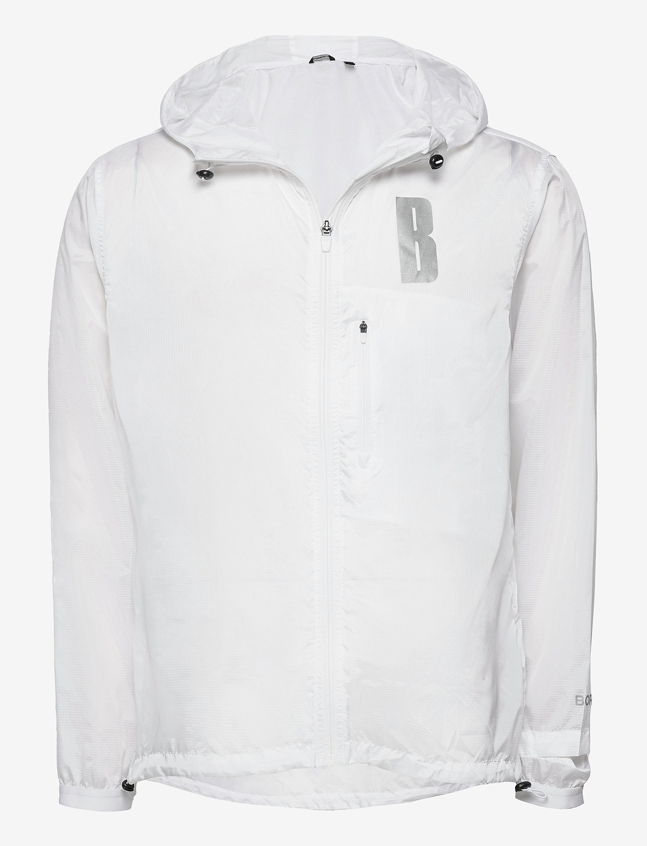 Björn Borg - JACKET M NIGHT NIGHT - training jackets - brilliant white - 0