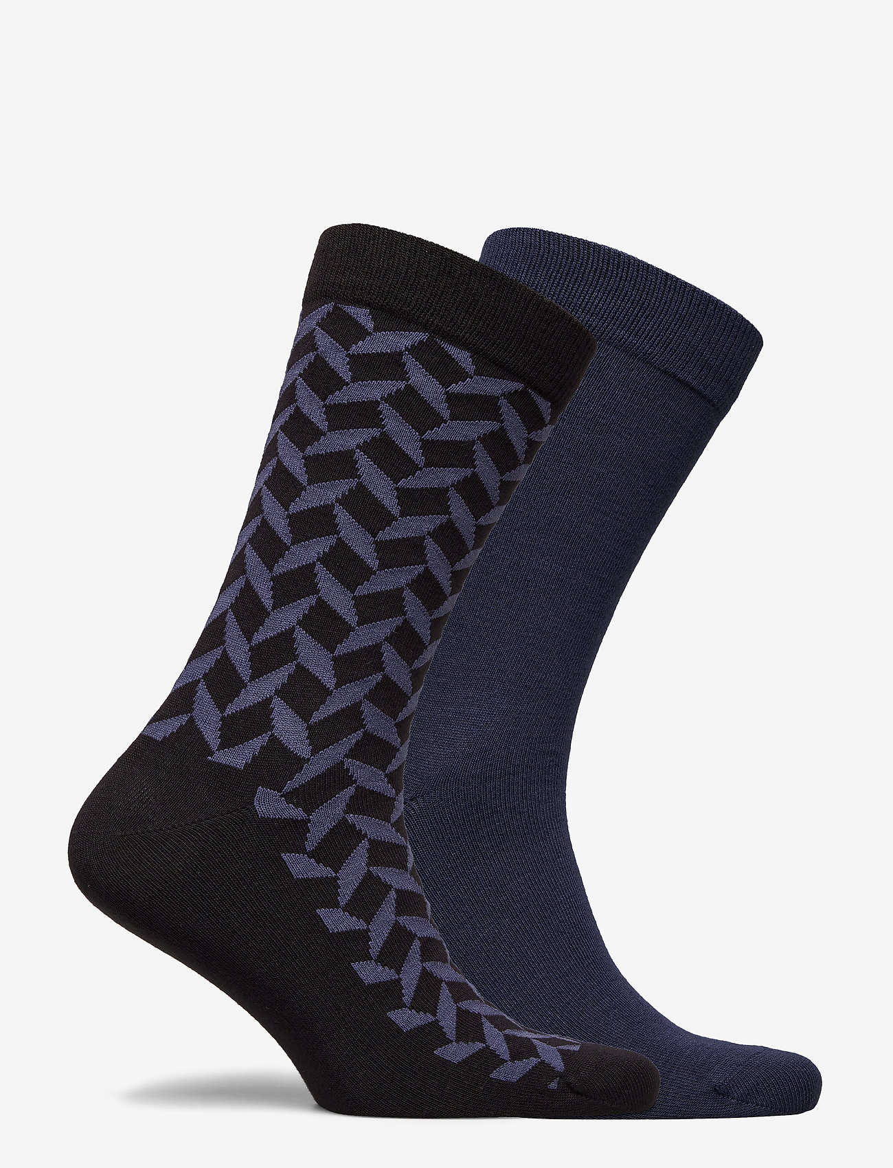 Björn Borg - SOCK ANKLE BB SQUARE - tavalliset sukat - crown blue - 1