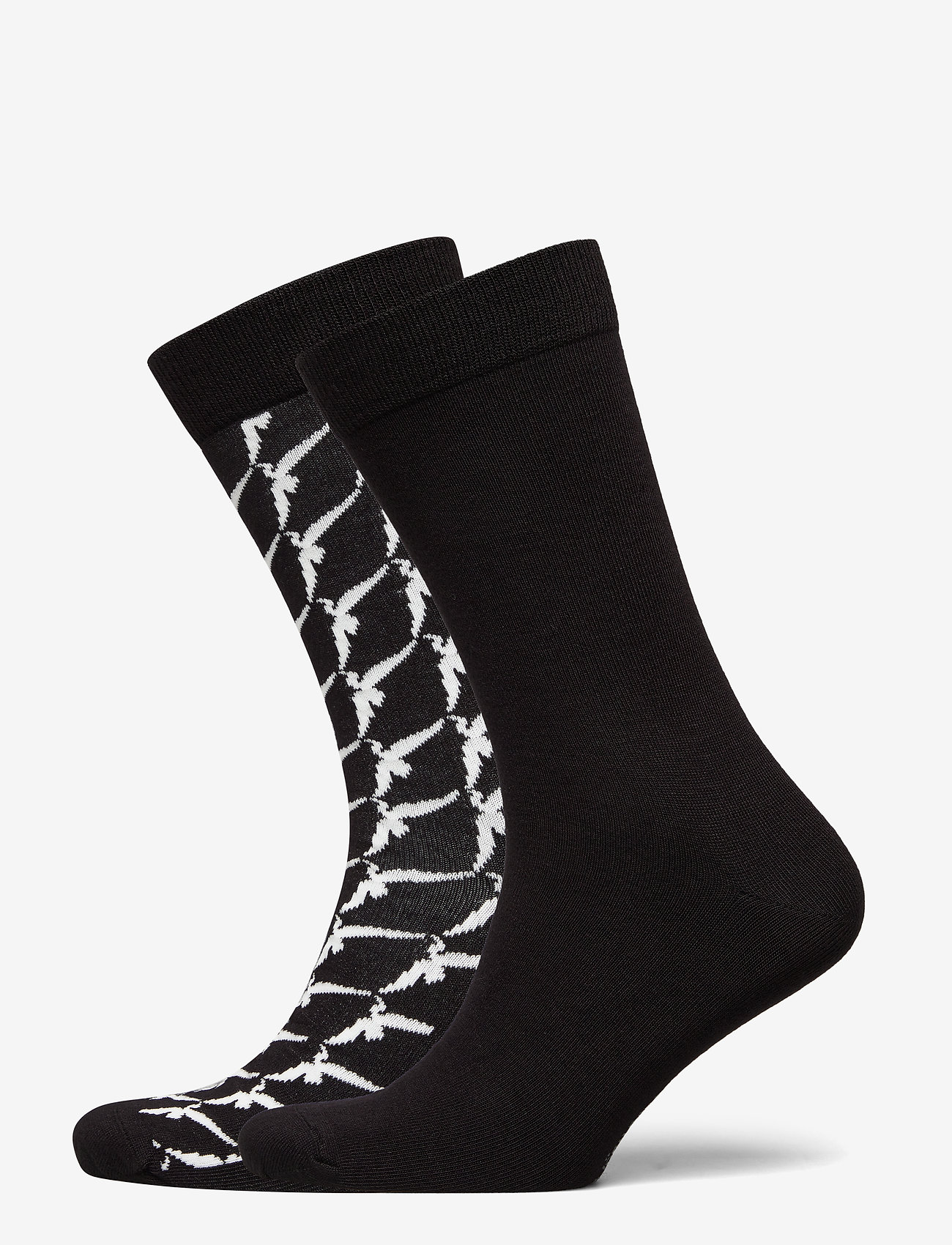 Björn Borg - SOCK ANKLE BB WINGSPAN - vanlige sokker - black beauty - 0