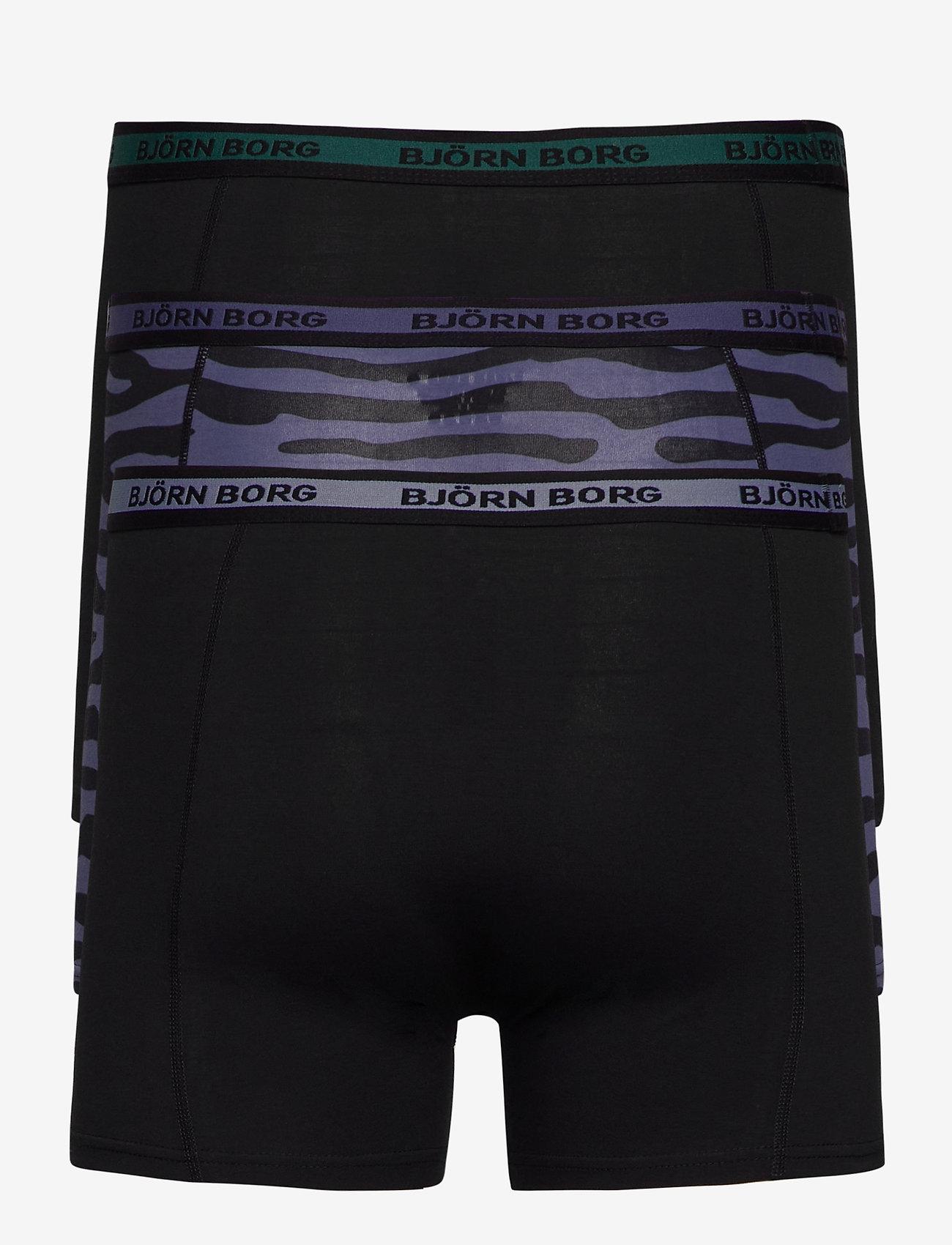 Björn Borg - SHORTS SAMMY BB 2TIGER - underwear - crown blue - 1