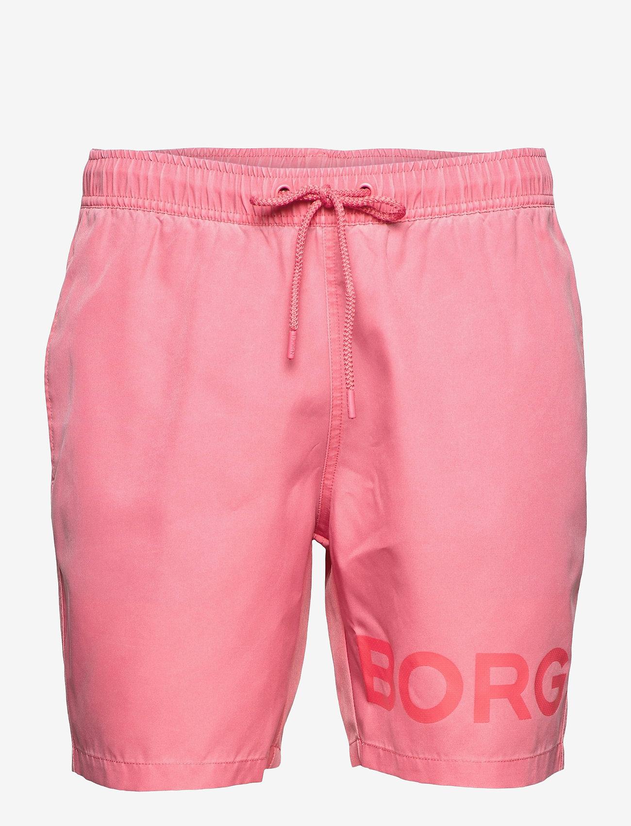 Björn Borg - SHORTS SHELDON SHELDON - shorts de bain - sunkist coral - 1