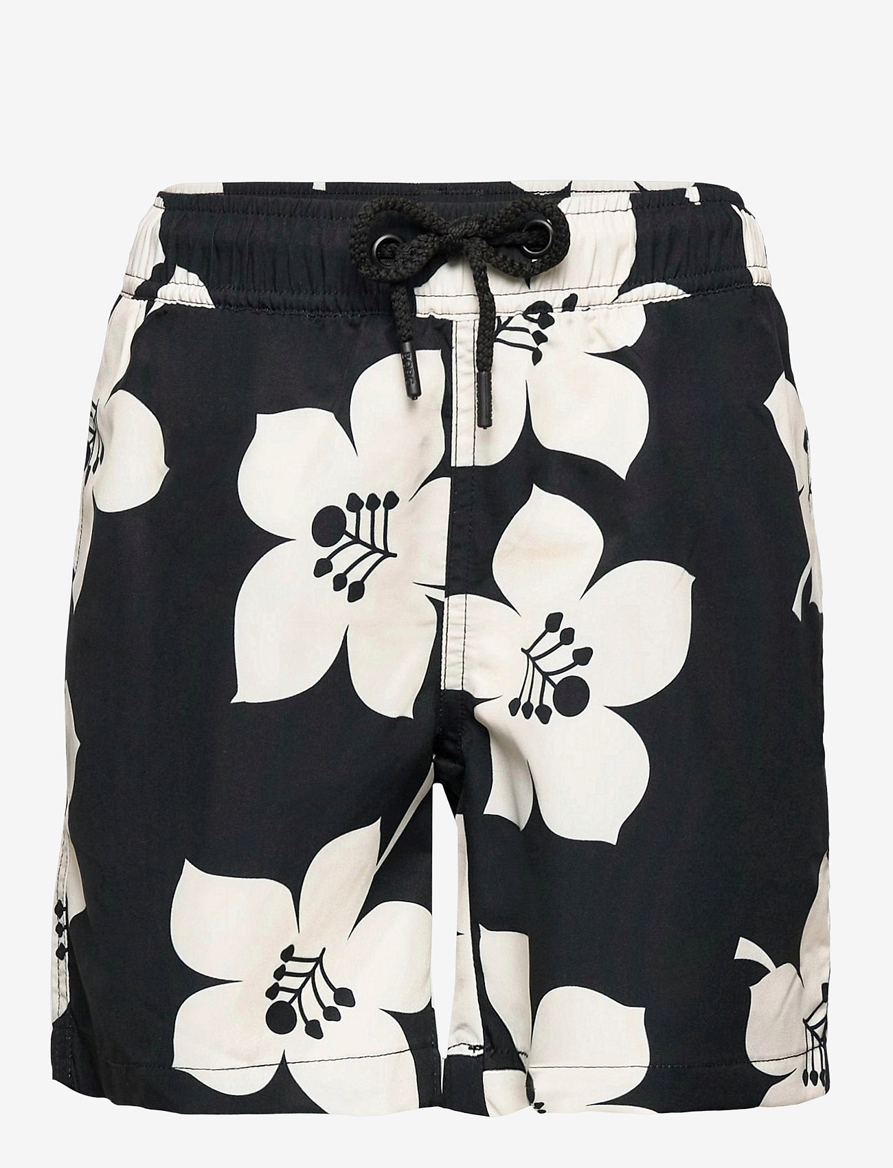 Björn Borg - LOOSE SHORTS KENNY KENNY - bademode - bb graphic floral black beauty - 1