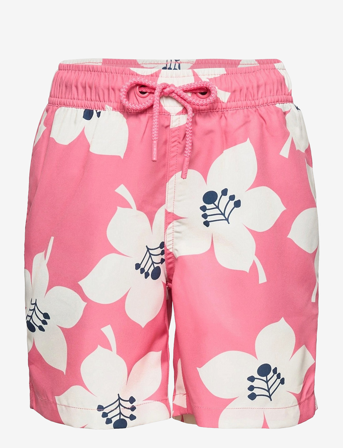 Björn Borg - LOOSE SHORTS KENNY KENNY - bademode - bb graphic floral sunkist cora - 0