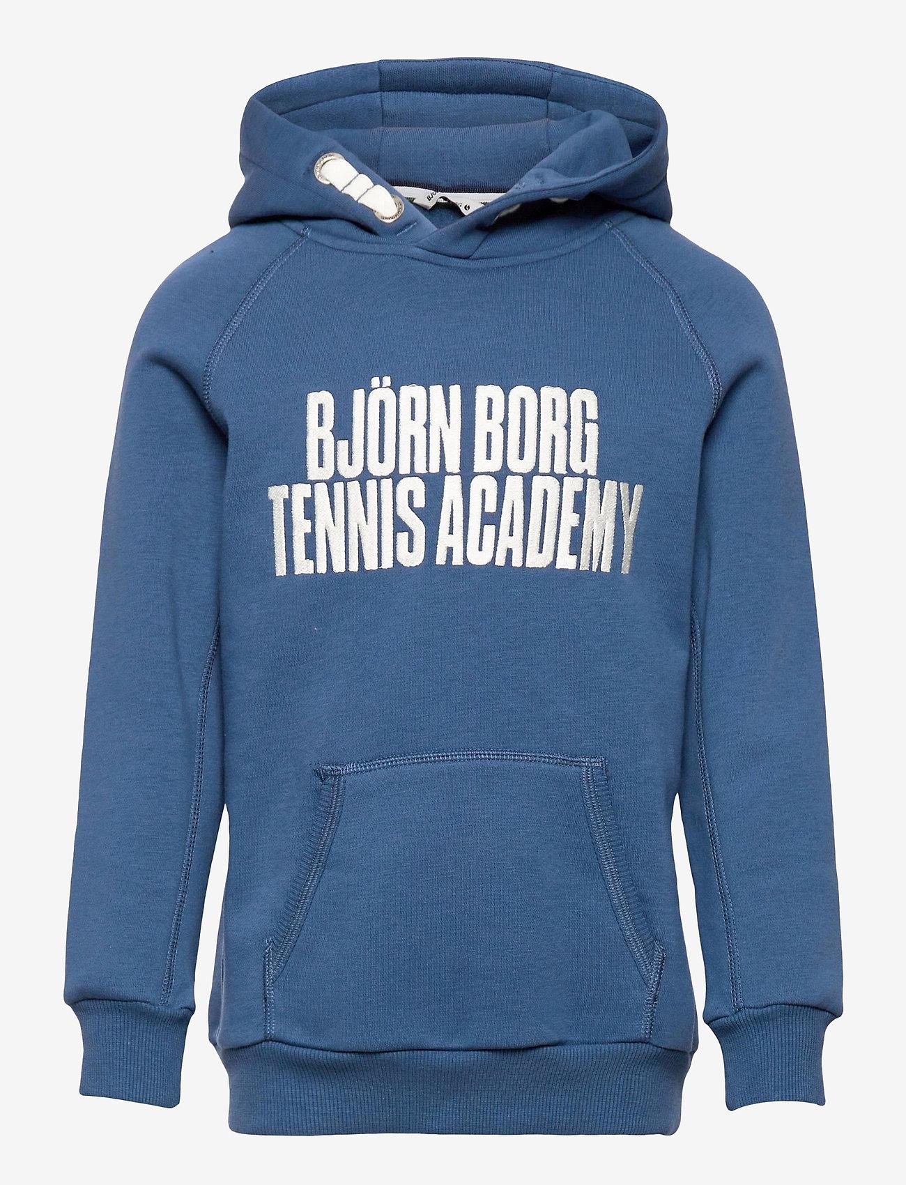 Björn Borg - HOOD BORG SPORT BORG SPORT - hoodies - ensign blue - 1