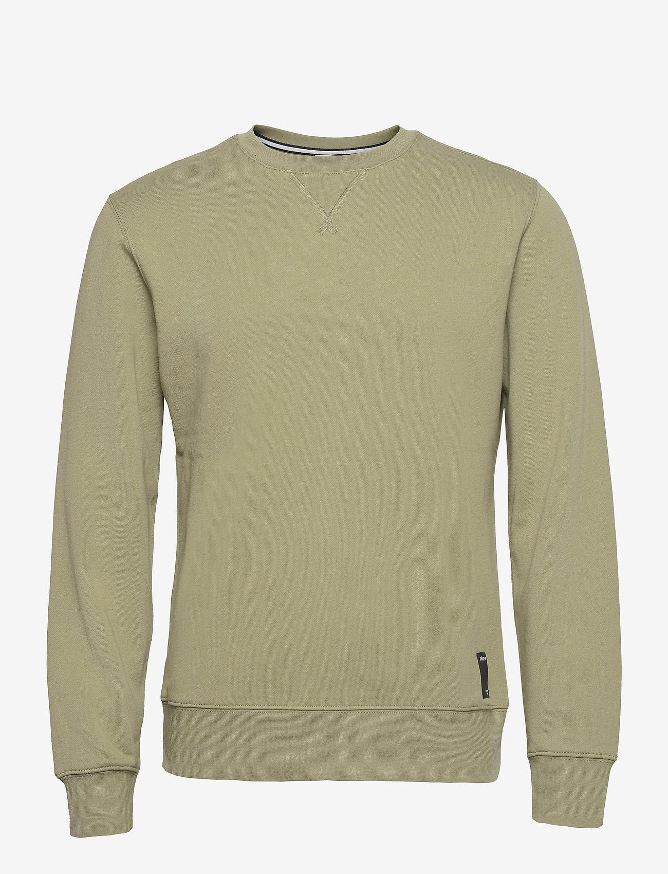 Björn Borg - CREW CENTRE CENTRE - basic sweatshirts - oil green - 0