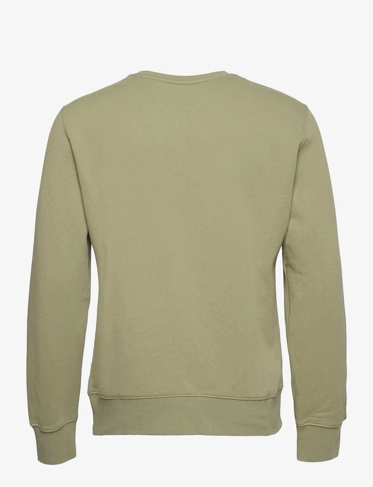Björn Borg - CREW CENTRE CENTRE - basic sweatshirts - oil green - 1