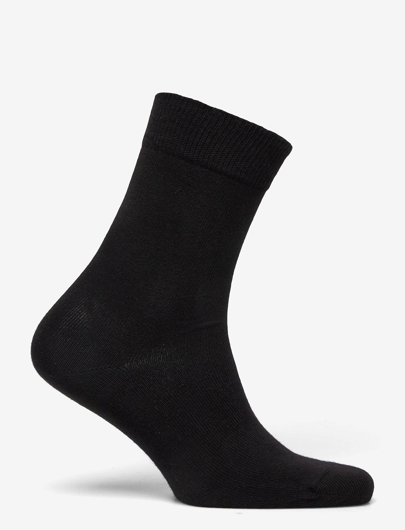 Björn Borg - SOCK ANKLE SOLIDS - regular socks - anthracite melange - 1
