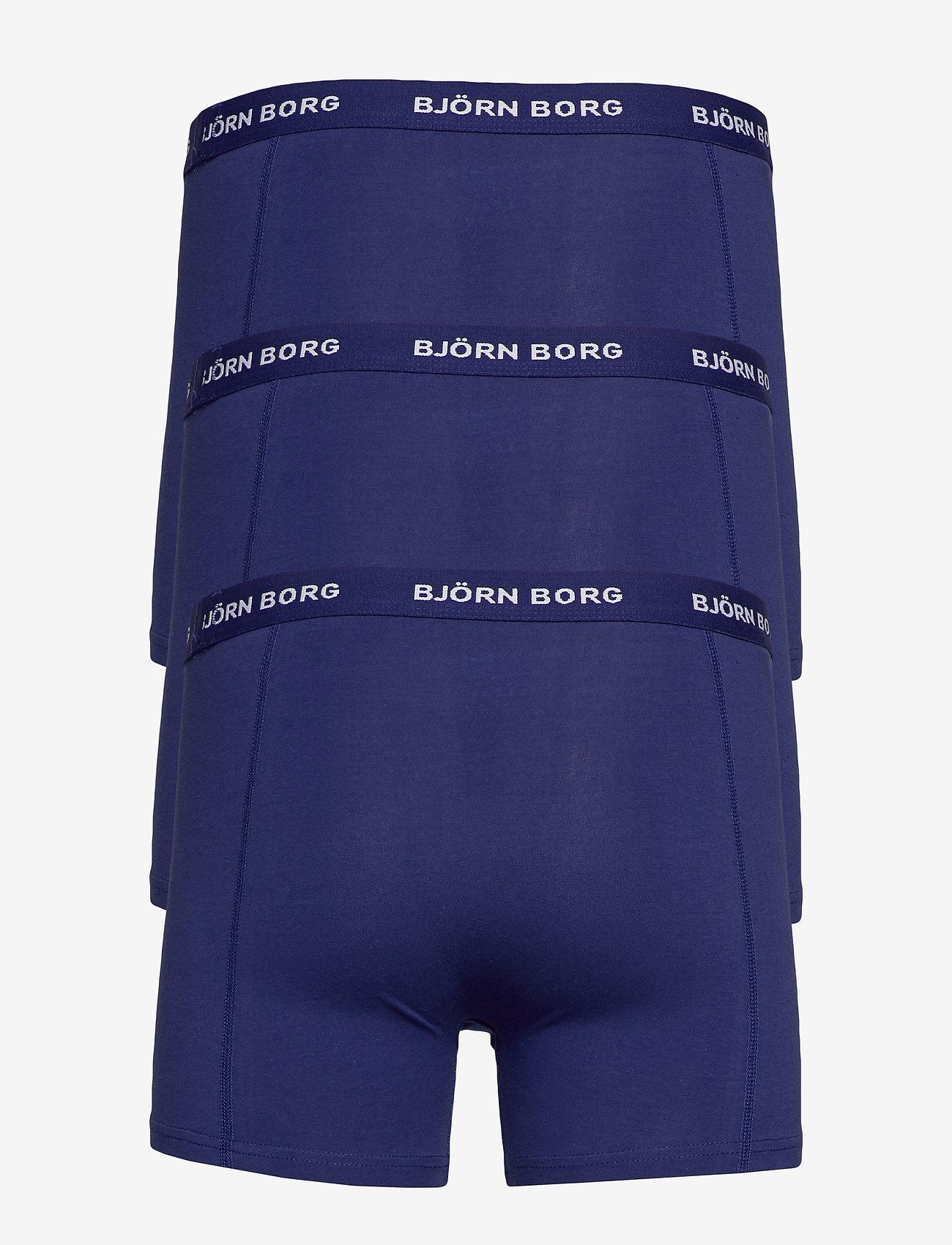 Björn Borg - SHORTS SAMMY SOLID - underwear - new - 1
