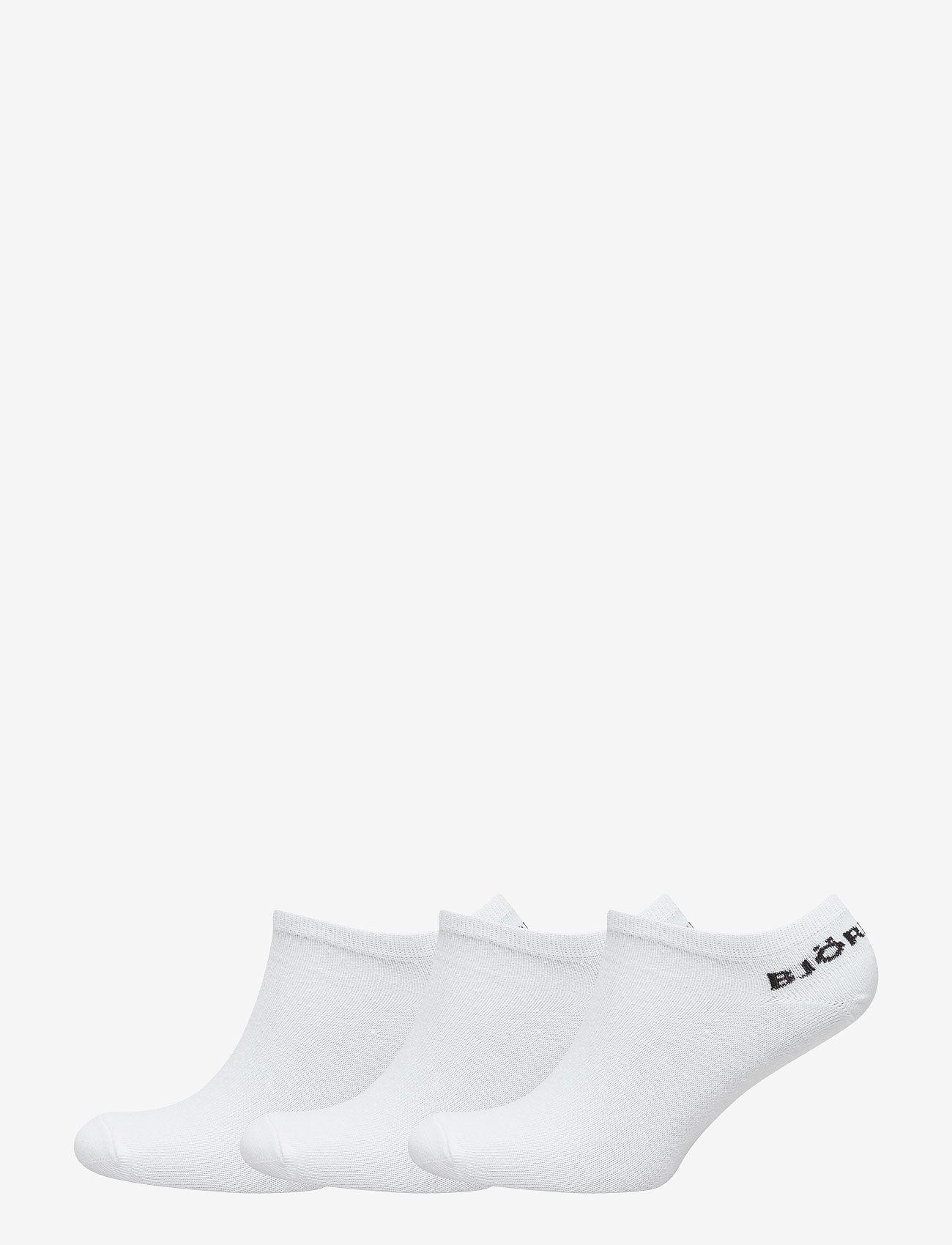 Björn Borg - SOCK ESSENTIAL 3p - gewone sokken - white - 0
