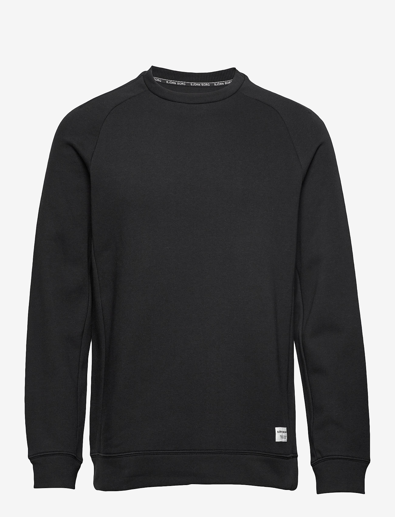Björn Borg - CREW BBCENTRE BBCENTRE - sweatshirts - black beauty - 0
