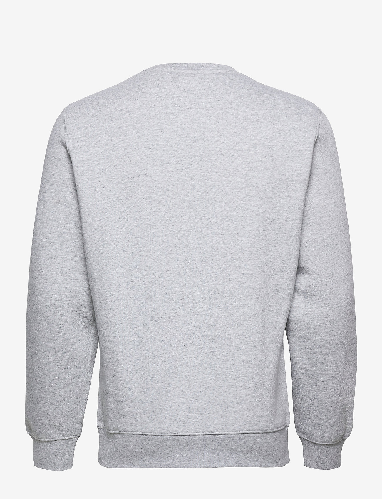 Björn Borg CREW CENTRE CENTRE - Sweatshirts H108BY LIGHT GREY MELANGE - Menn Klær