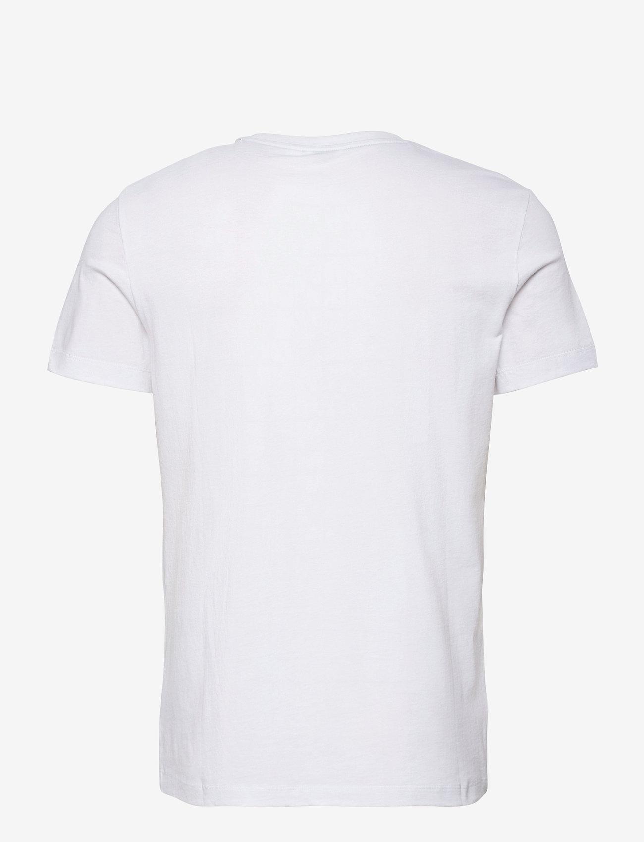 Björn Borg - TEE CENTRE CENTRE - basic t-shirts - brilliant white - 1