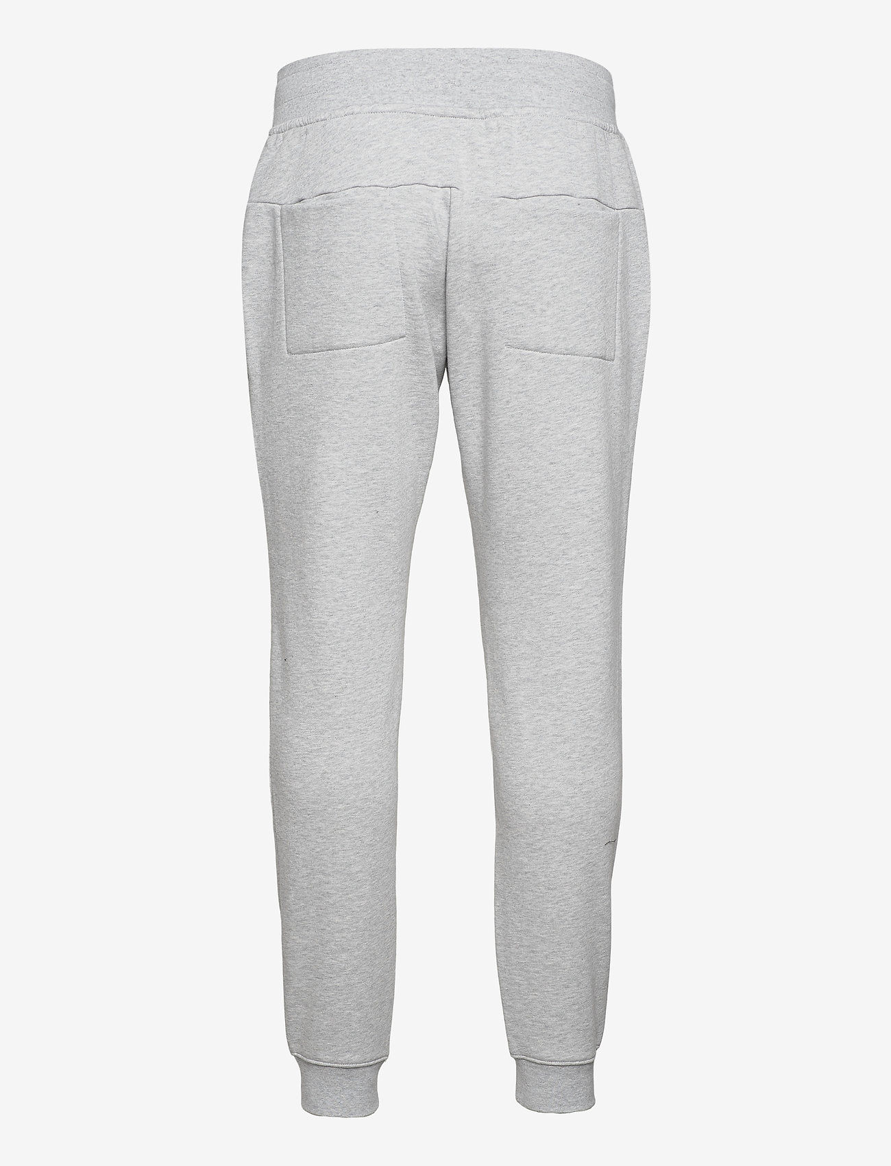 Björn Borg - TAPERED PANT CENTRE CENTRE - joggebukser - h108by light grey melange - 1