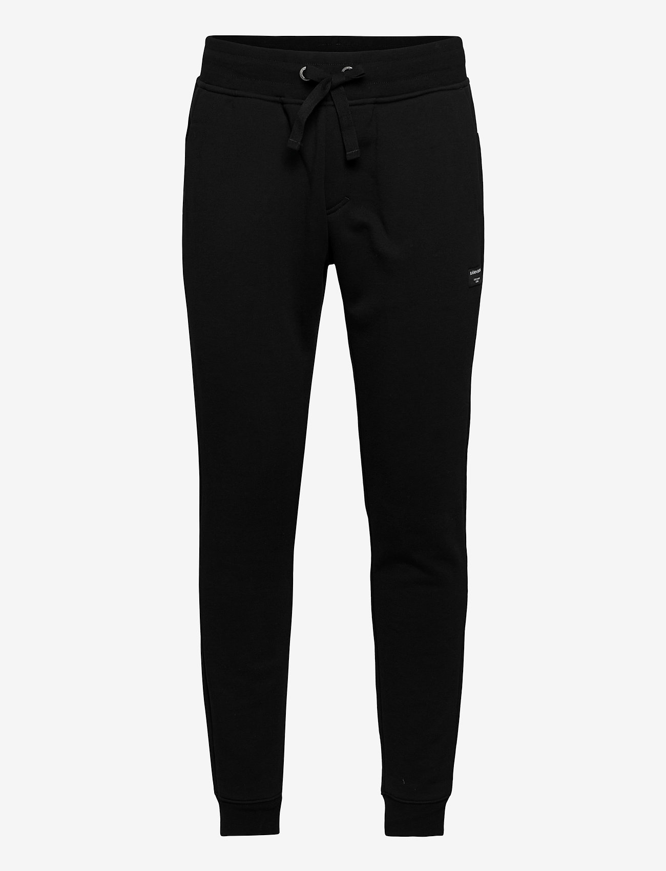 Björn Borg - TAPERED PANT CENTRE CENTRE - joggebukser - black beauty - 0