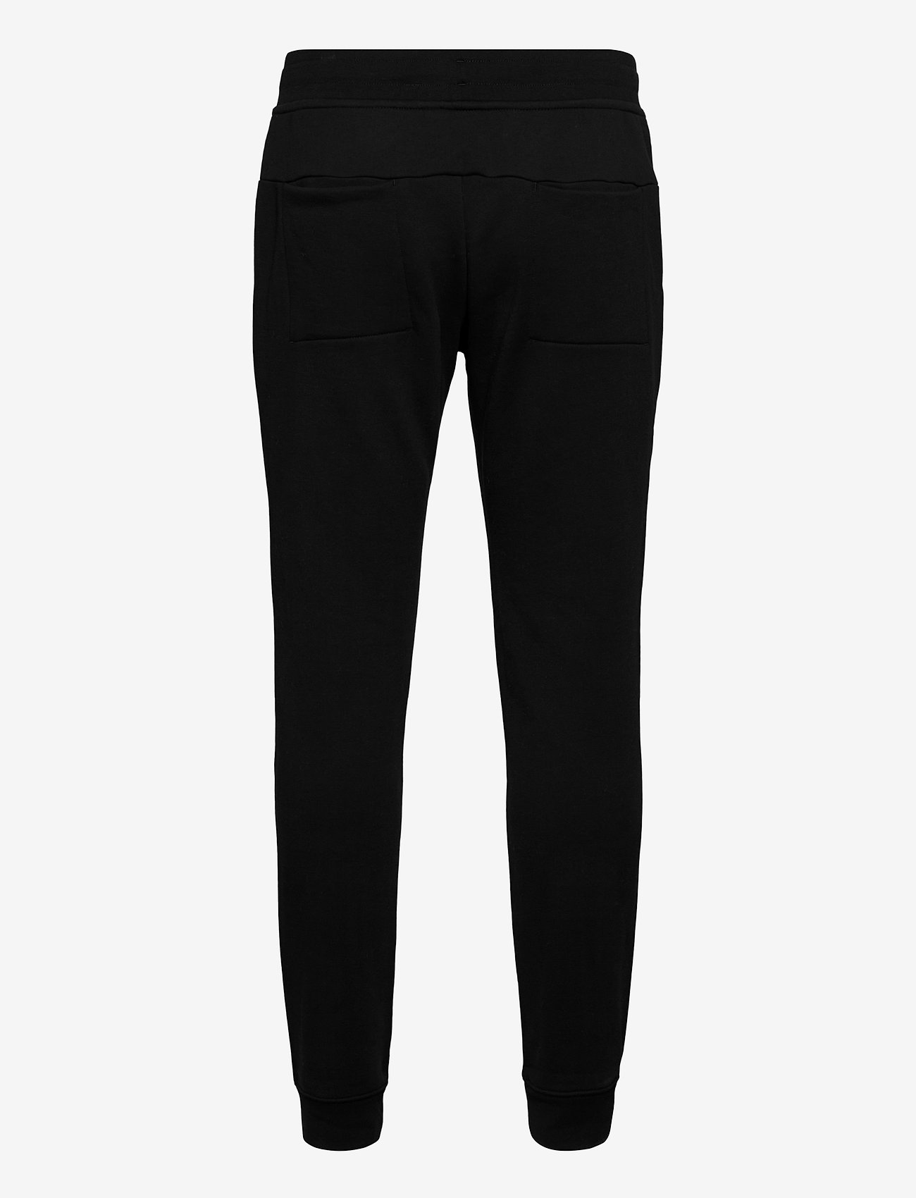 Björn Borg - TAPERED PANT CENTRE CENTRE - joggebukser - black beauty - 1