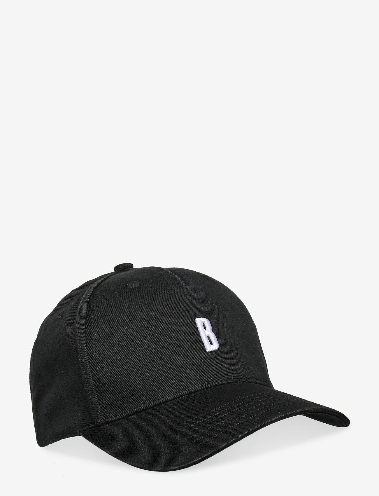 Björn Borg - CAP SPORTSWEAR SPORTSWEAR CAP - caps - black b - 0