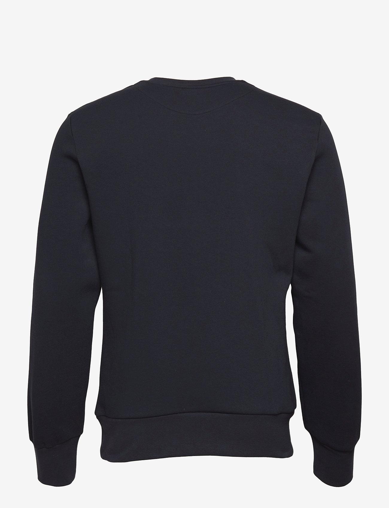 Björn Borg - CREW M BB LOGO M BB LOGO - basic sweatshirts - night sky - 1