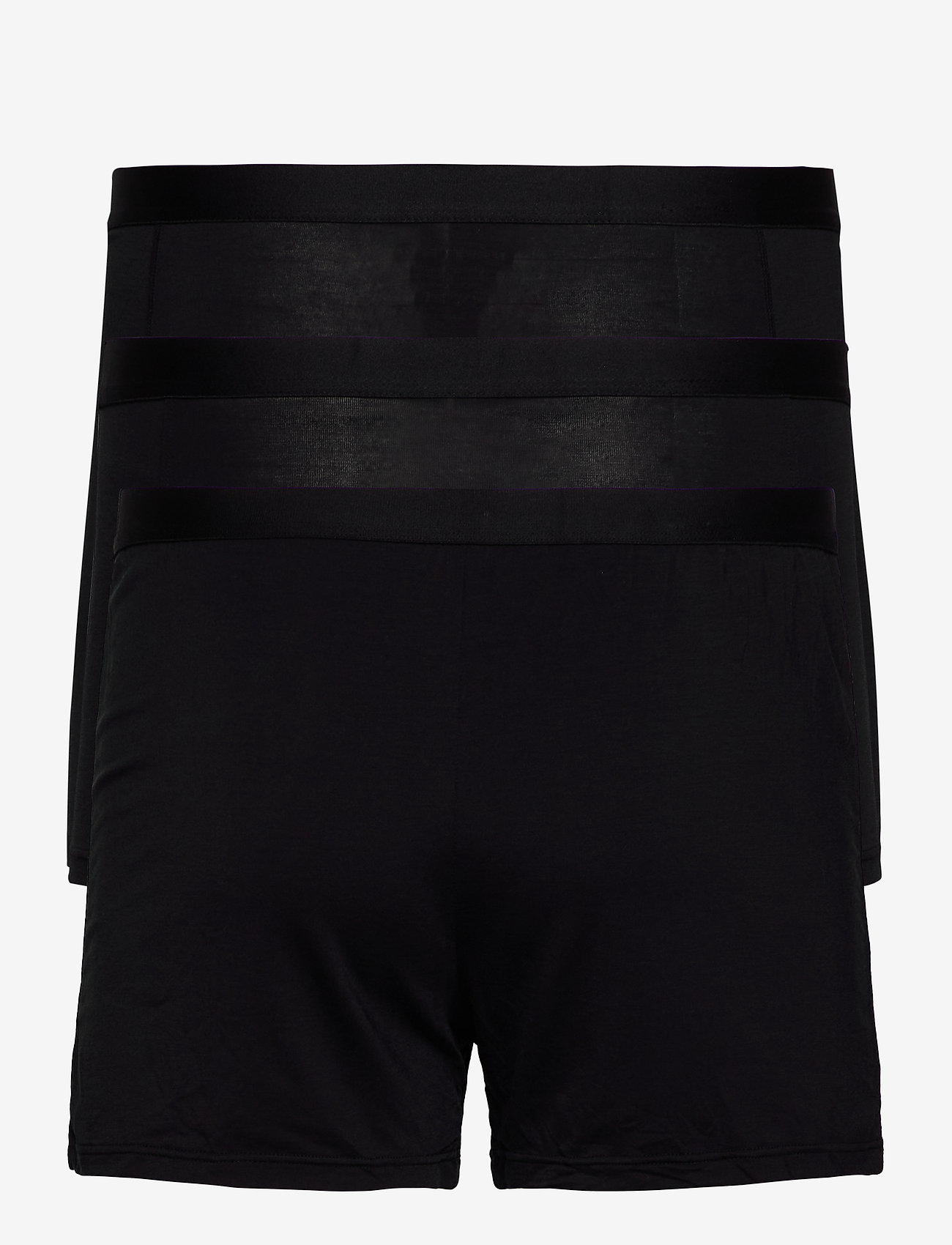 Björn Borg SHORTS SAMMY SOLID - Shorts BLACK BEAUTY - Menn Klær