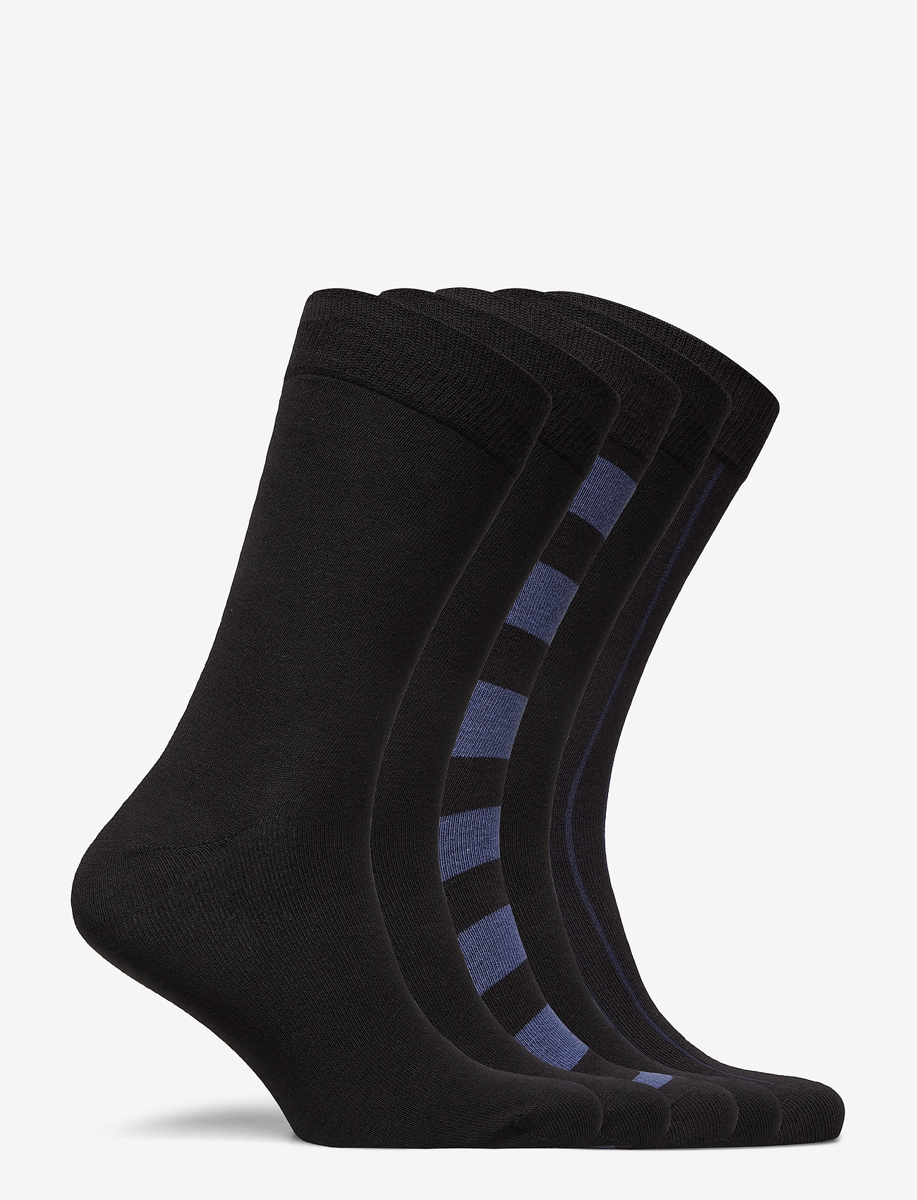 Björn Borg - ESSENTIAL ANKLE SOCK 5p - kousen - black beauty - 1
