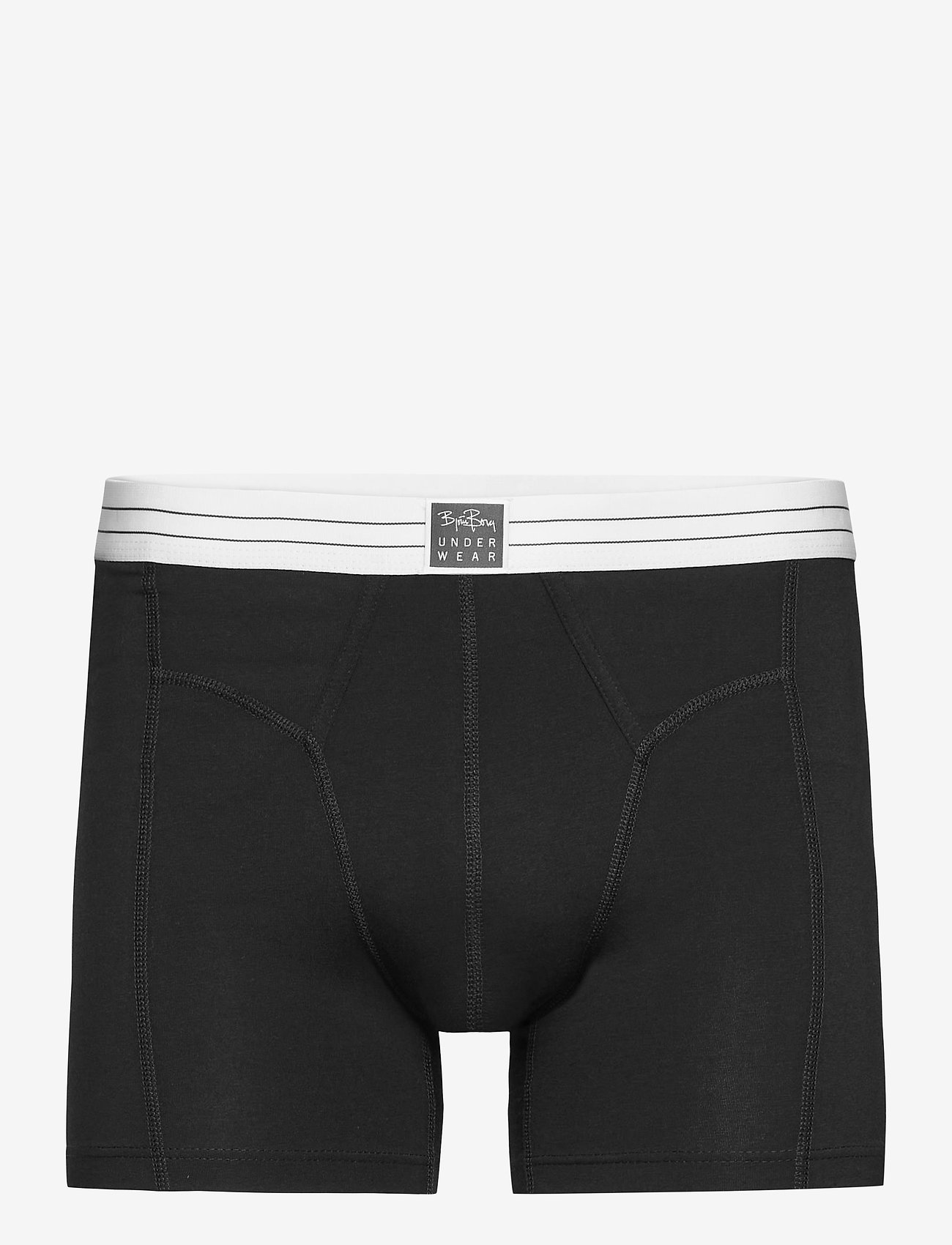 Björn Borg - SHORTS ORIGINAL SAMMY ORIGINAL SOLID - underwear - black beauty - 0