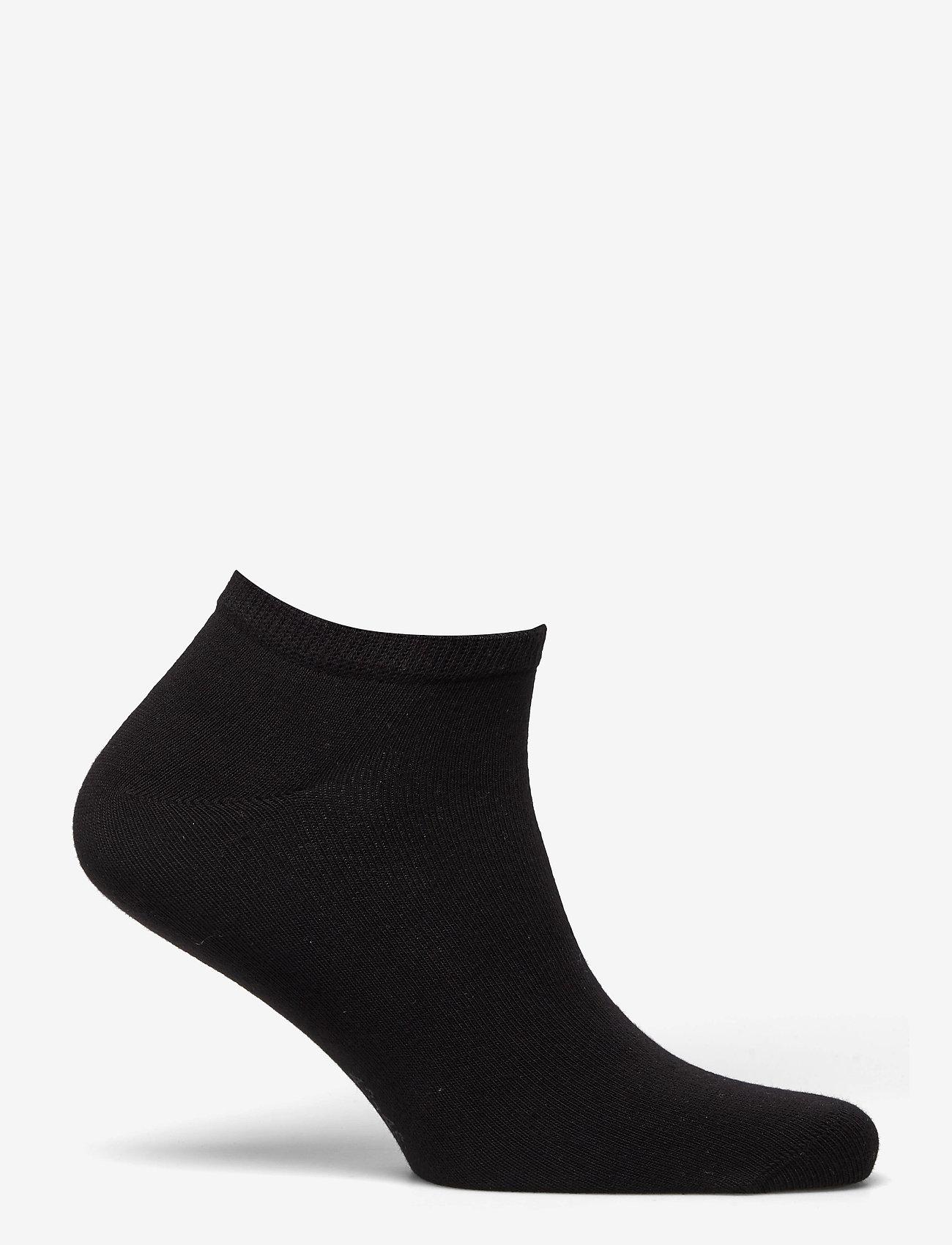 Björn Borg - SOCK STEP SOLID ESSENTIAL - ankle socks - black - 1