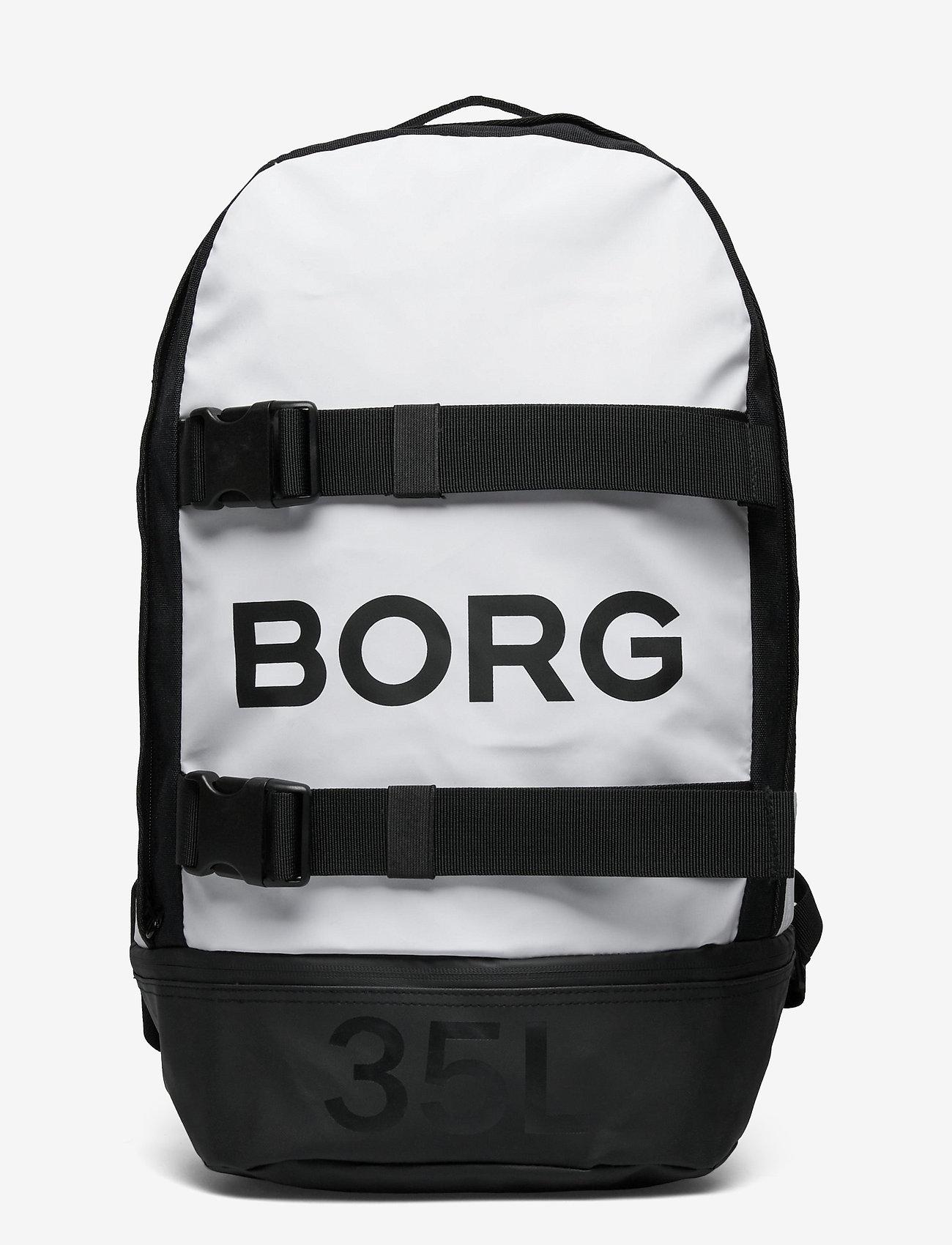 Björn Borg - BORG BACKPACK - rugzakken - white - 0