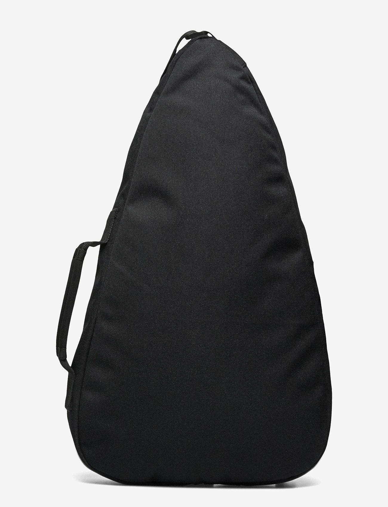Björn Borg - BJÖRN PADELBAG - ketsjersporttasker - black - 1
