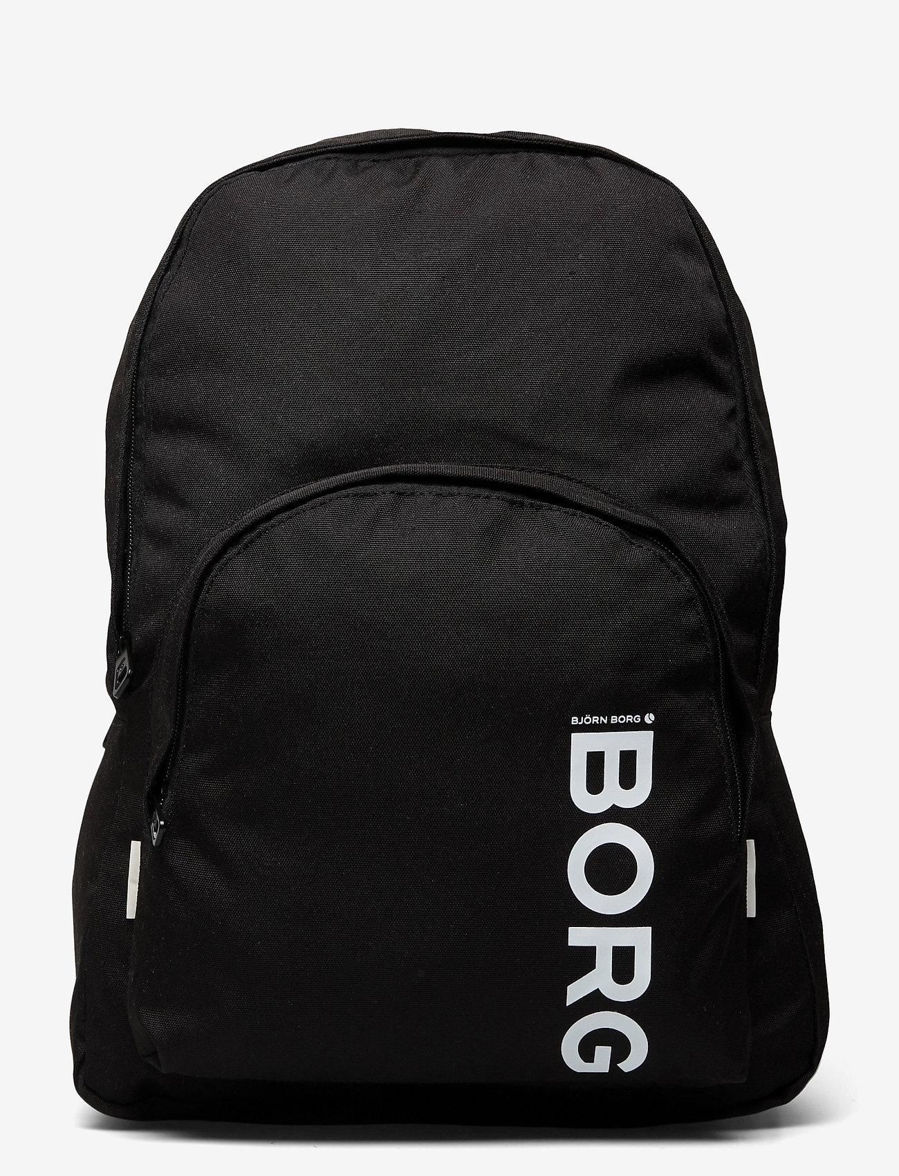 Björn Borg - CORE BACKPACK M - rugzakken - black - 0