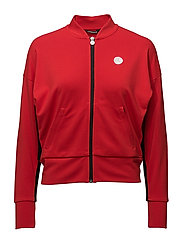 1p TRACK JACKET SIGNATURE´81 - RACING RED