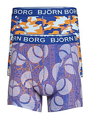 SHORTS BB MANHATTAN TENNIS & BB NY CLOUDS 2p - SURF THE WEB