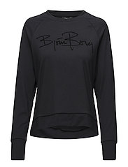 LONG SLEEVE CALISTA 1p - BLACK BEAUTY