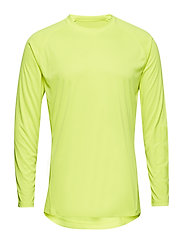 LS TEE ANTE 1p - SAFETY YELLOW