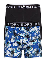 SHORTS BB LA HIBISKUS 2p - SURF THE WEB