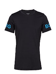TEE L.A BORG 1p - BLACK BLUE