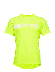 TEE ASTOR 1p - SAFETY YELLOW
