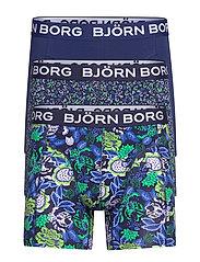 SHORTS SAMMY BB STRONG FLOWER & B