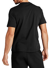 Björn Borg - DPM SPORT TEE - sports tops - black beauty - 3