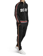 Björn Borg - TEAM BORG TRACK PANTS - sweatpants - black beauty - 6