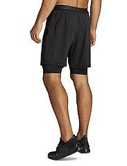 Björn Borg - AMARI SHORTS - training shorts - black beauty - 3