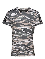 BORG TEE - TIGERSTRIPE MURALE JUNGLE