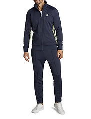 Björn Borg - TODD TRACK PANTS - sweatpants - peacoat - 6