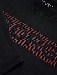 Björn Borg - PERF LS TEE INGE INGE - bluzki z długim rękawem - black beauty - 2